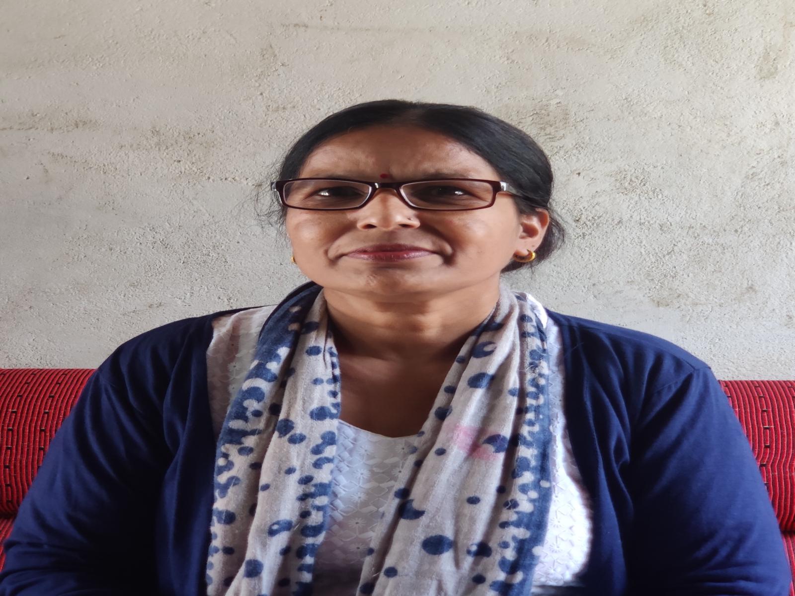 सिन्धु कुमारी पाण्डे graphic